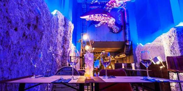 Cenas Barcelona | Restaurante El Submarino