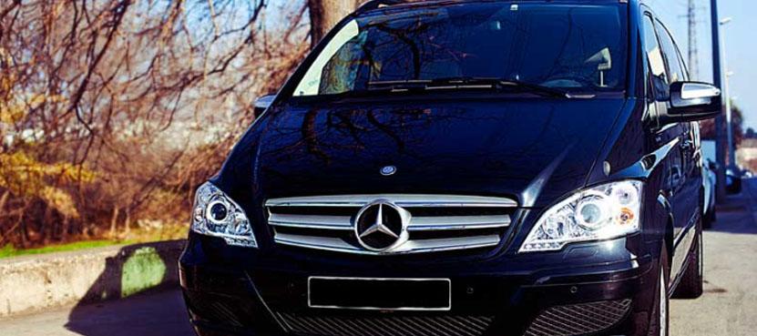 Mercedes | Alquiler de limusinas en Barcelona | Limusina Barcelonesa