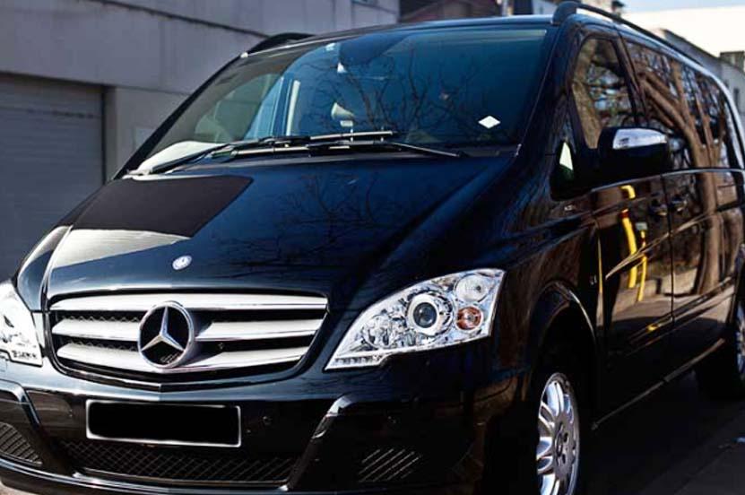 Mercedes V Class | Limusina Barcelonesa