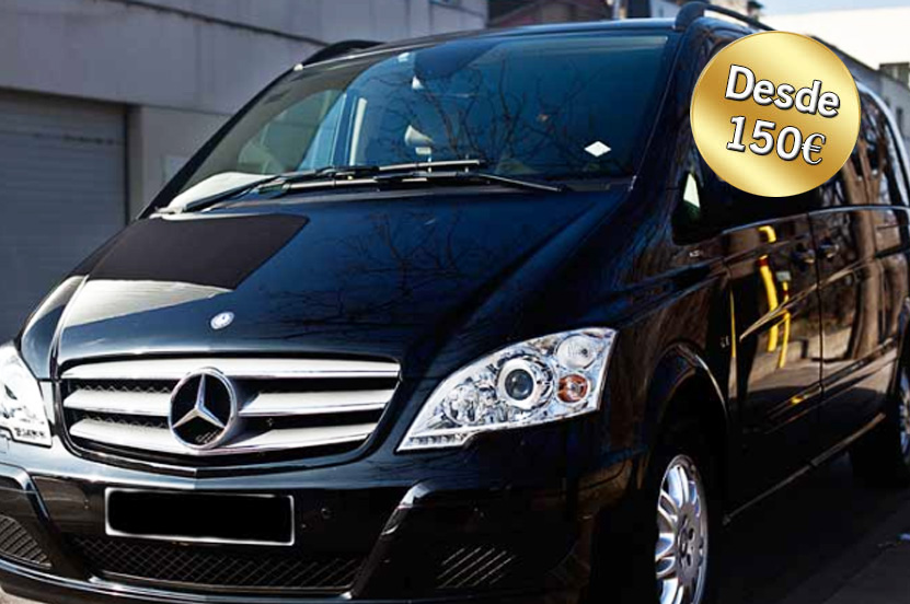 Mercedes V Class | Limusina Barcelonesa | Alquiler de limusina en Barcelona